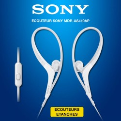 SONY CASQUE MDR-AS410AP