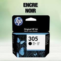 HP 305 CARTOUCHE NOIR