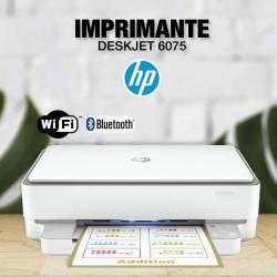 HP DESKJET 6075 IMPRIMANTE...