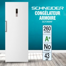 SCHNEIDER - Congélateur...