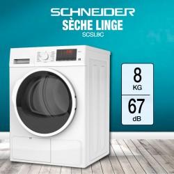 Sèche Linge SCHNEIDER SCSL8C