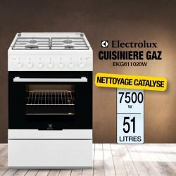 Cuisinière gaz Electrolux...