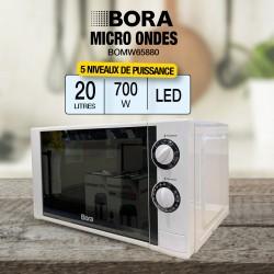 Bora Four Micro ondes...