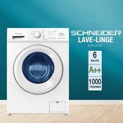 SCHNEIDER LAVE-LINGE SCFL6100