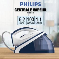 Centrale vapeur HI5918 Philips