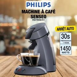 SENSEO HD7806/51 MACHINE À...