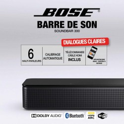 Barre de son Bose Soundbar 300