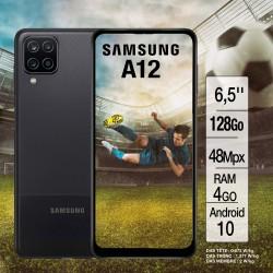 Smartphone Samsung A12 128 Go