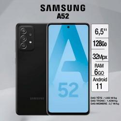 SMARTPHONE SAMSUNG A52 128 GO