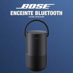 Home Speaker Bose Noir