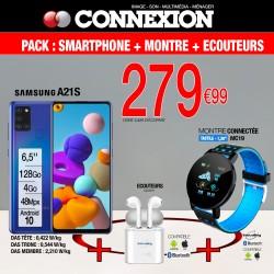 Pack Smartphone + montre +...