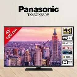 """TV PANASONIC TX43GX550E 43""""..."""