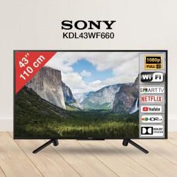 """TV KDL43WF660 43"""" (108 cm)..."""